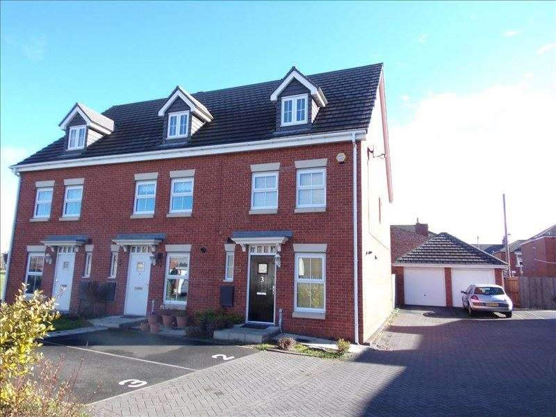 3 Bedrooms Property for sale in Manor Court, Newbiggin-by-the-Sea, Northumberland, NE64 6HF