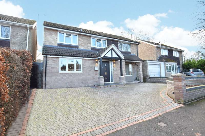 4 Bedrooms Detached House for sale in Trevelyan, Bracknell, Berkshire, RG12