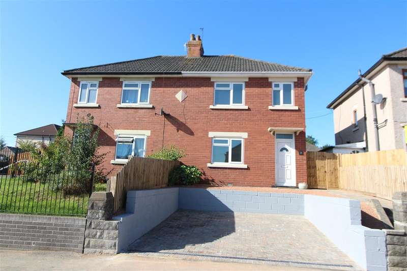 3 Bedrooms Semi Detached House for sale in Bulwark Road, Chepstow