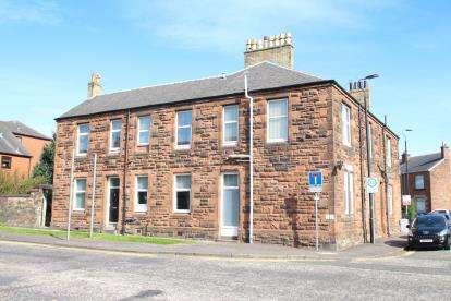 1 Bedroom Flat for sale in Old Mill Road, Kilmarnock