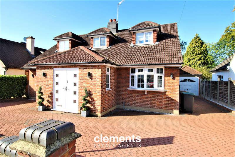 3 Bedrooms Detached House for sale in Hunton Bridge, Kings Langley