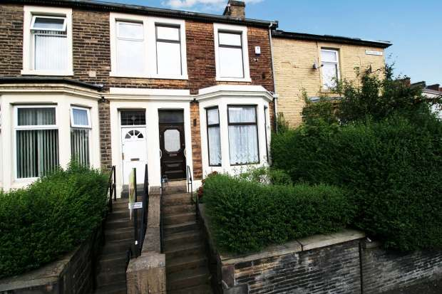 3 Bedrooms Terraced House for sale in Holland Street, Blackburn, Lancashire, BB1 8BX