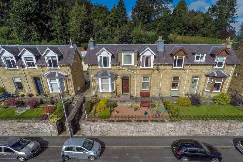 3 Bedrooms Semi Detached House for sale in Sunnybank, 15 Langlands Road Hawick, TD9 7EF