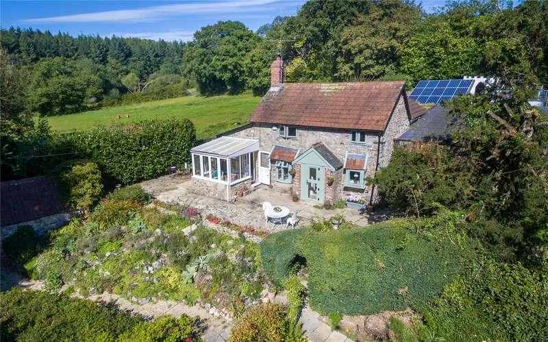3 Bedrooms Detached House for sale in Burridge, Axminster, Devon, EX13