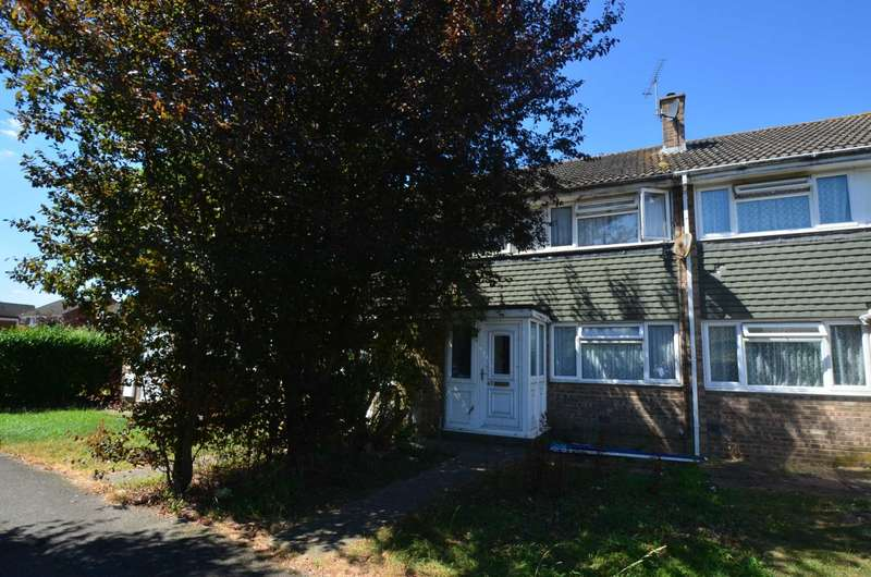 3 Bedrooms Terraced House for sale in Bletchley