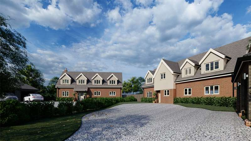 4 Bedrooms Detached House for sale in King Street, Ongar, Essex, CM5