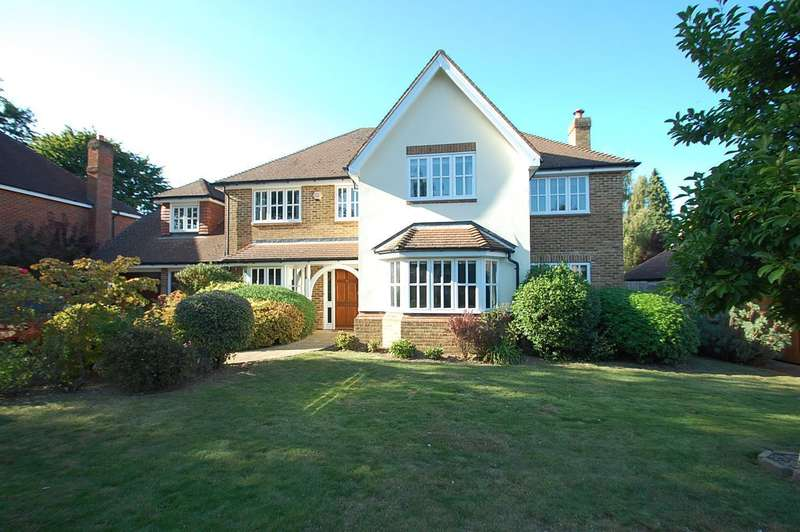 5 Bedrooms Detached House for sale in Copper Ridge, Chalfont St. Peter, SL9