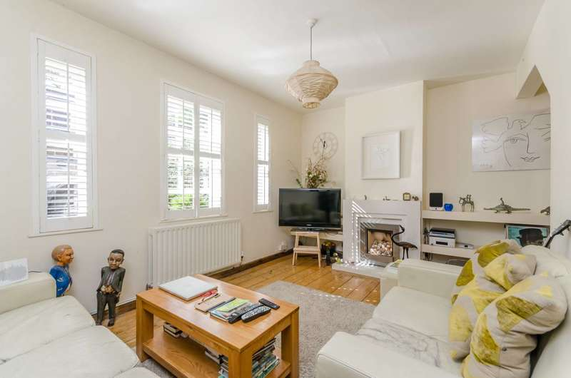2 Bedrooms House for sale in Torwood Road, West Putney, SW15