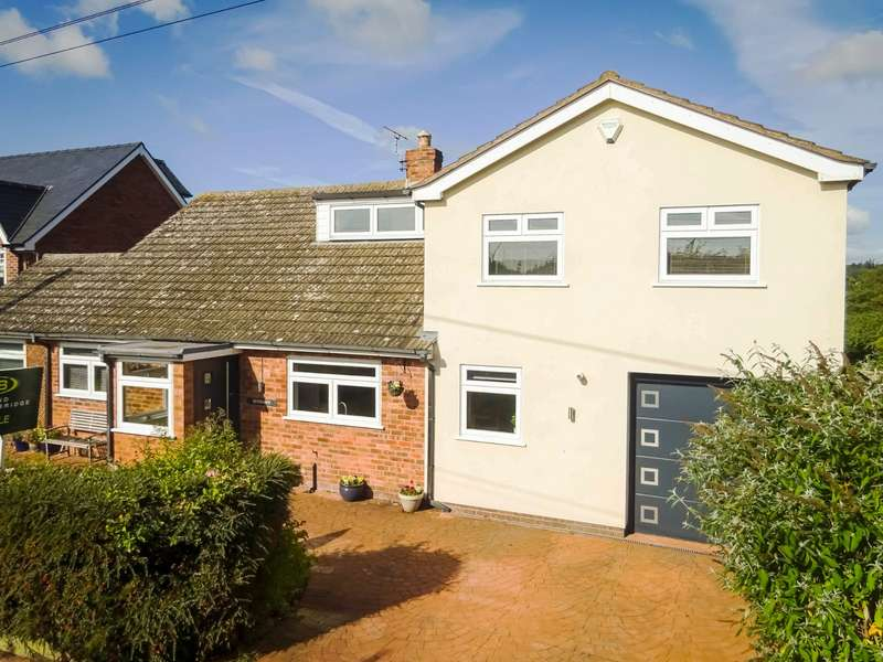 5 Bedrooms Detached House for sale in Startlewood Lane, Ruyton Xi Towns, Shrewsbury, SY4