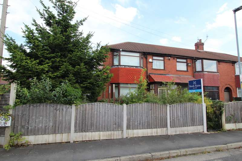 3 Bedrooms Semi Detached House for sale in Sandford Avenue, Gorton, Manchester, M18