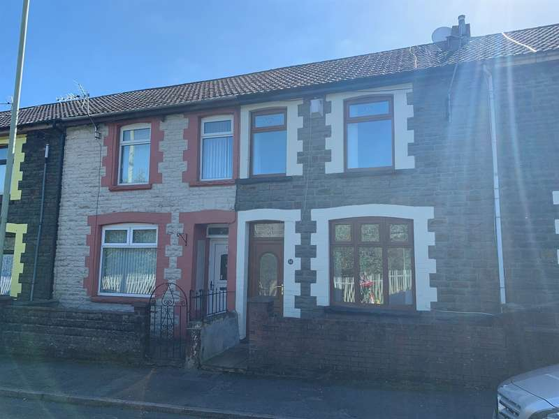 3 Bedrooms Terraced House for sale in The Parade, Ferndale