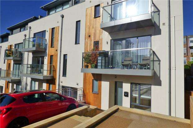 2 Bedrooms Apartment Flat for sale in College Court, Easton Street, High Wycombe
