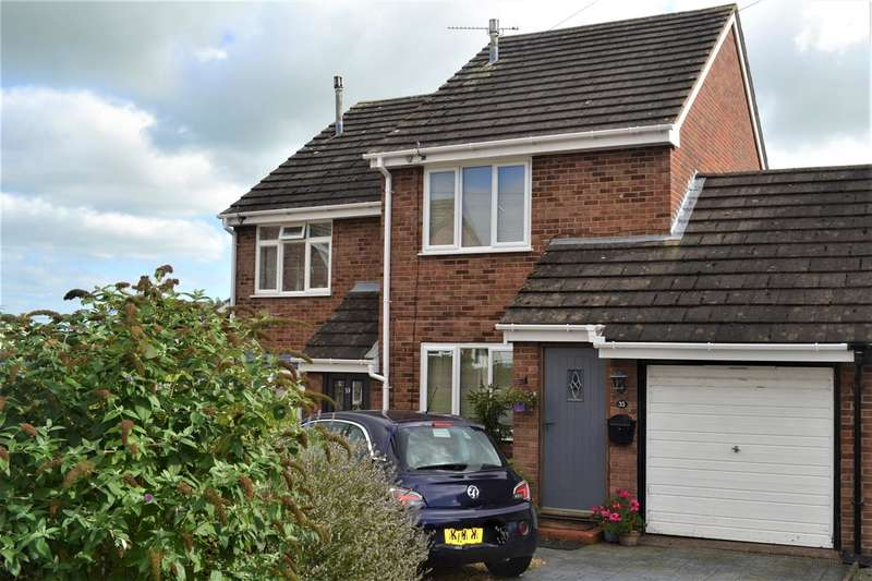 2 Bedrooms Semi Detached House for sale in St Oswalds Close, Malpas