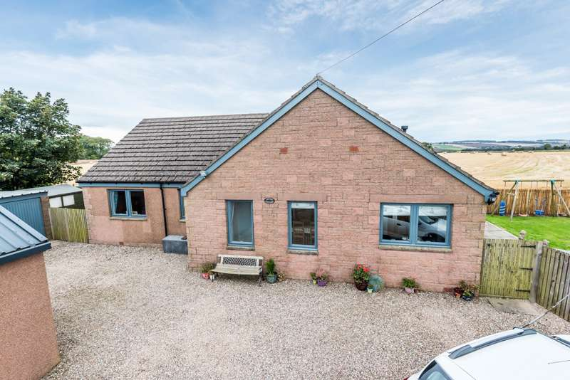 3 Bedrooms Detached Bungalow for sale in Drunkendub, Arbroath, Angus, DD11