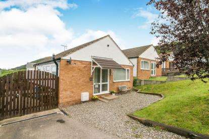2 Bedrooms Bungalow for sale in The Brae, Prestatyn, Denbighshire, ., LL19