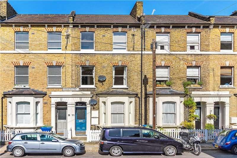3 Bedrooms Flat for sale in Charleston Street, Elephant & Castle, London, SE17