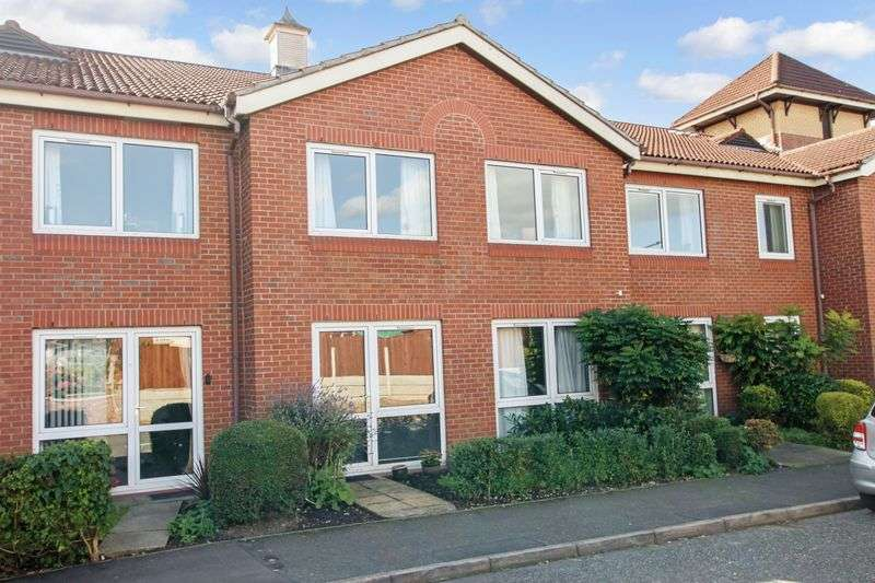 1 Bedroom Property for sale in Willow Court, Gatley, SK8 4BG