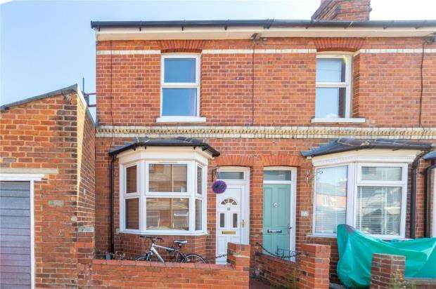3 Bedrooms End Of Terrace House for sale in Clarendon Road, Reading, Berkshire
