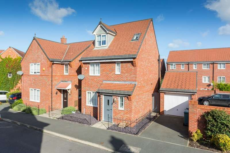4 Bedrooms Detached House for sale in Merchant Road, Ormskirk, Lancashire, L39 4AD