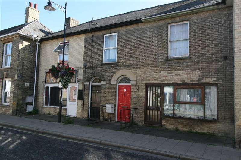 4 Bedrooms Terraced House for sale in Churchgate Street, Soham, Ely