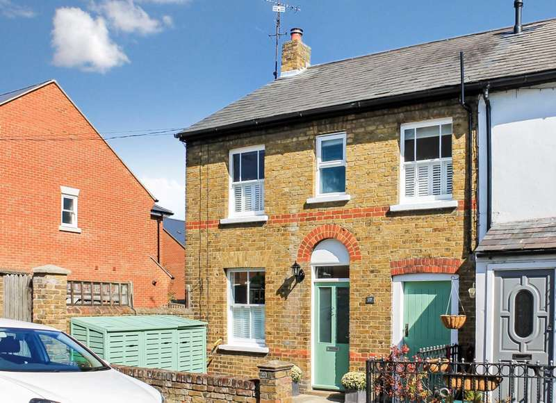 3 Bedrooms End Of Terrace House for sale in Tring