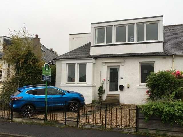 4 Bedrooms Semi Detached House for sale in Craiglockhart Crescent, Edinburgh, EH14