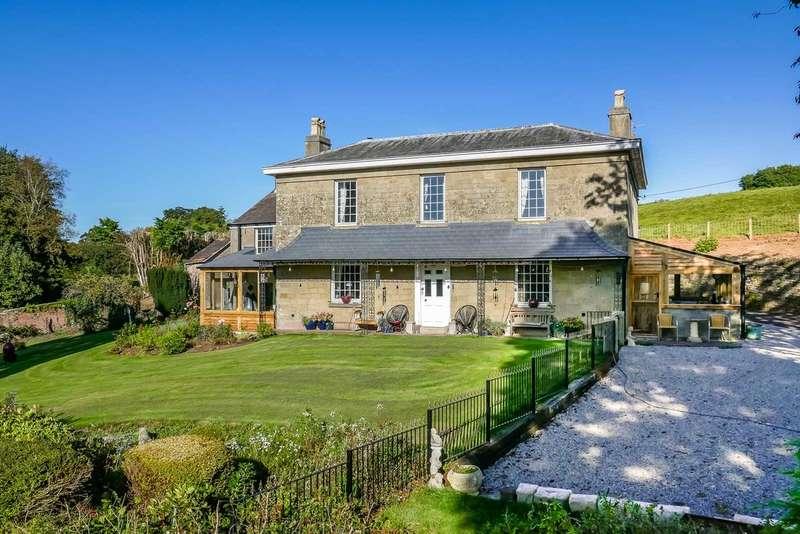 5 Bedrooms Detached House for sale in Nibley, Blakeney
