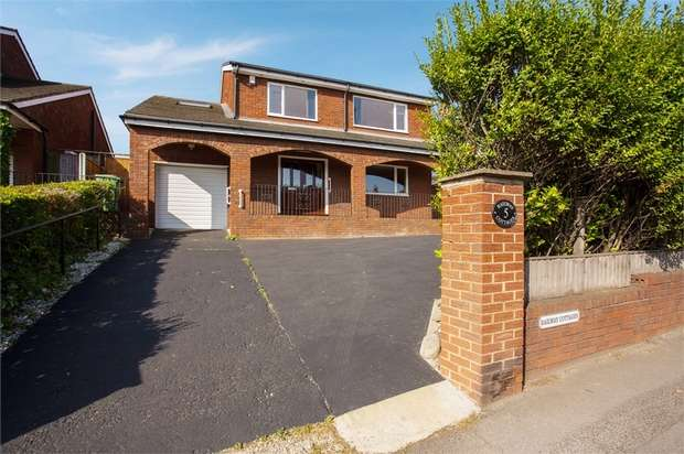 4 Bedrooms Detached House for sale in Railway Cottages, Eaglescliffe, Stockton-on-Tees, Durham