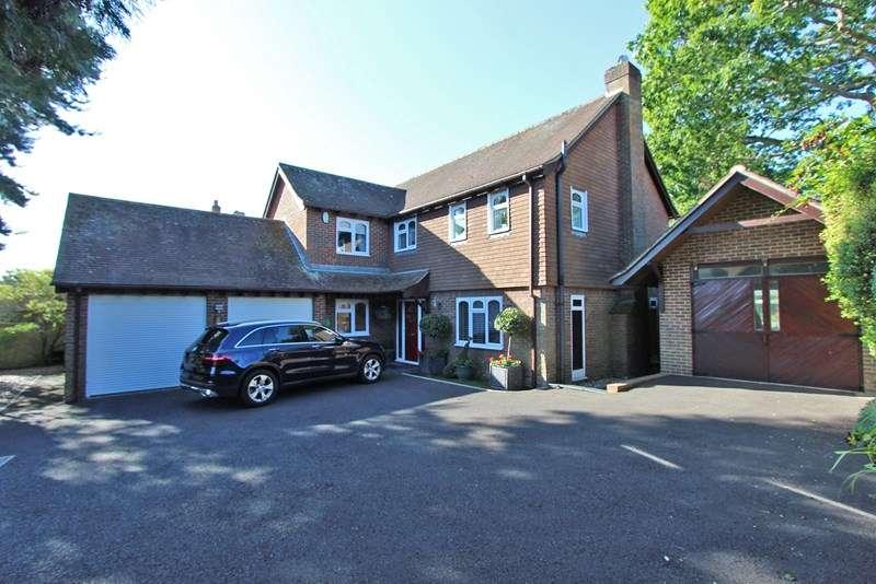 3 Bedrooms Detached House for sale in The Rise, Brockenhurst