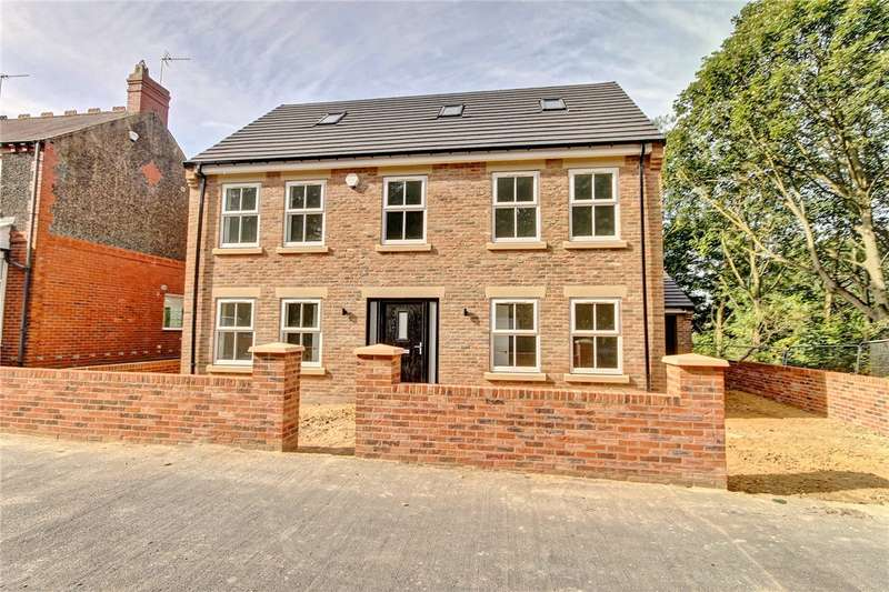 5 Bedrooms Detached House for sale in North Road, Spennymoor, Co Durham, DL16