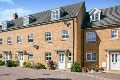 4 Bedrooms Terraced House for sale in Sutton, Ely, Cambridgeshire