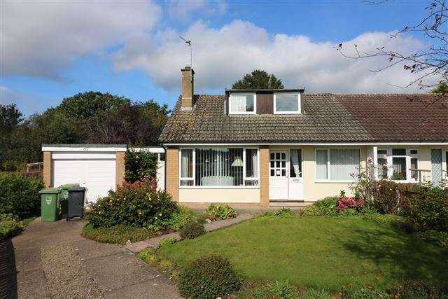 2 Bedrooms Bungalow for sale in Lowry Hill Road, Carlisle, Cumbria, CA3 0DH
