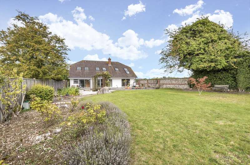 6 Bedrooms Detached House for sale in Micheldever Road, Whitchurch