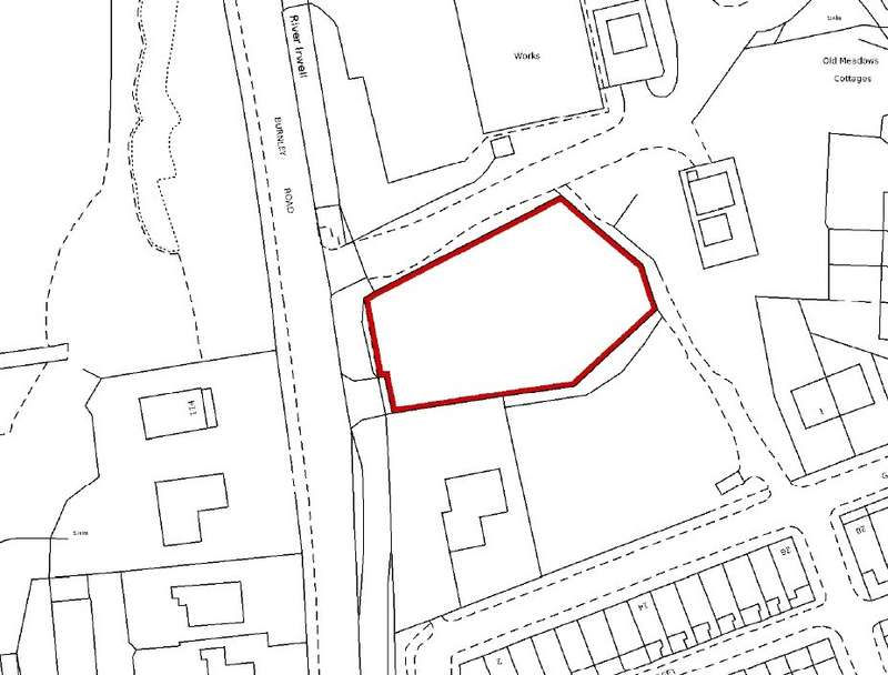 Land Commercial for sale in Land At Meadows Avenue, Bacup, Lancashire, OL13