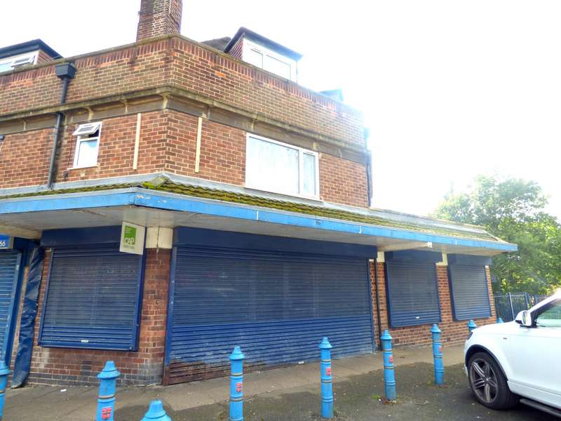 2 Bedrooms Commercial Property for rent in Andover Road, Nottingham