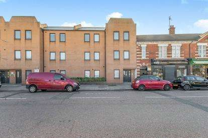 2 Bedrooms Flat for sale in Central Court, Lincoln Road, Peterborough, Cambridgeshire