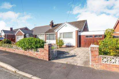 3 Bedrooms Semi Detached House for sale in Abbots Hall Avenue, Clock Face, St Helens, Merseyside, WA9