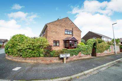 3 Bedrooms Semi Detached House for sale in Wentworth Close, Widnes, Cheshire, WA8