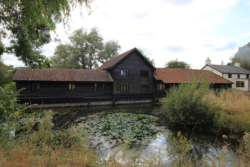 3 Bedrooms Barn Conversion Character Property for sale in Hundred Lane Barn, Benningham Green, Occold, Eye, Suffolk