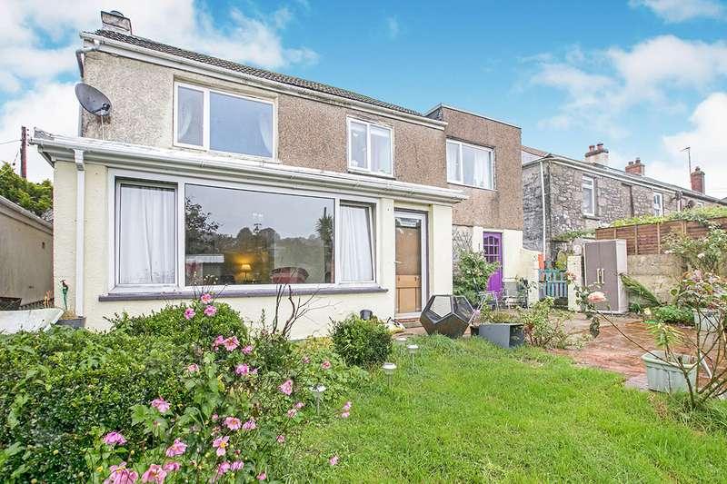 4 Bedrooms Detached House for sale in Vyvyans Terrace, Praze, Camborne, Cornwall, TR14