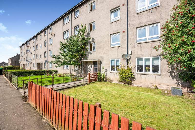 2 Bedrooms Flat for sale in Dunholm Road, DD2