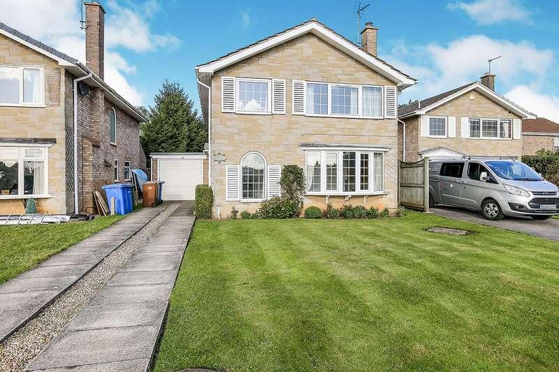 4 Bedrooms Detached House for sale in Huntsmans Lane, Stamford Bridge, York, YO41