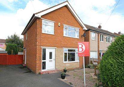 3 Bedrooms Detached House for sale in Toll Bar Drive, Sheffield, South Yorkshire