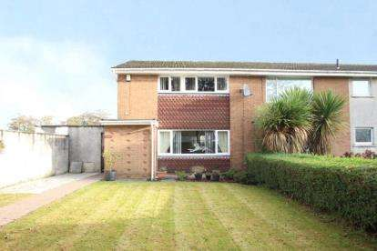 3 Bedrooms Semi Detached House for sale in Ravenscroft, Irvine, North Ayrshire