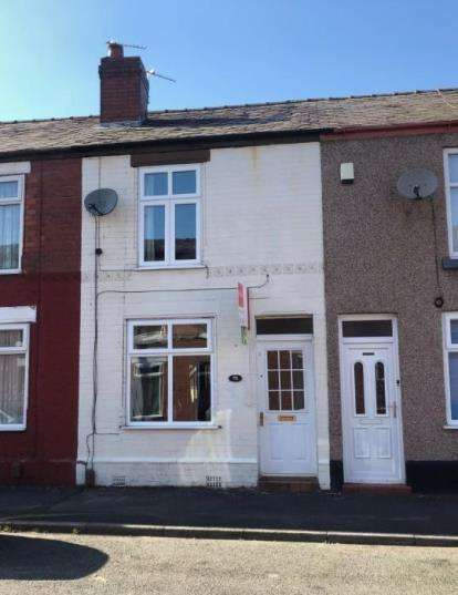 2 Bedrooms Terraced House for sale in Algernon Street, Warrington, Cheshire, WA1