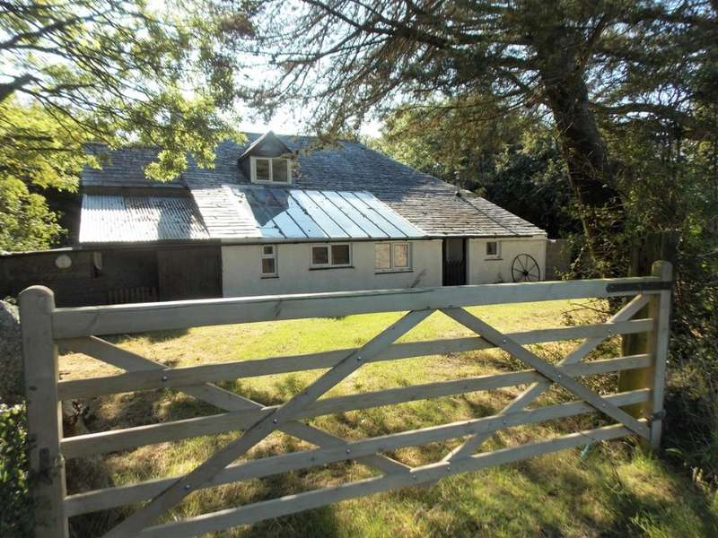 4 Bedrooms Detached House for sale in Little Exe Cottage, Week St. Mary, Holsworthy, Devon