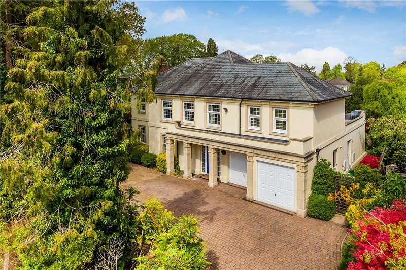 5 Bedrooms Detached House for sale in Westhall Road, Warlingham, Surrey, CR6