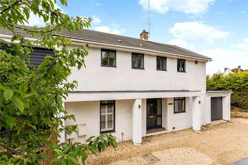 5 Bedrooms Detached House for sale in Sandy Lane Road, Charlton Kings, Cheltenham, Gloucestershire, GL53