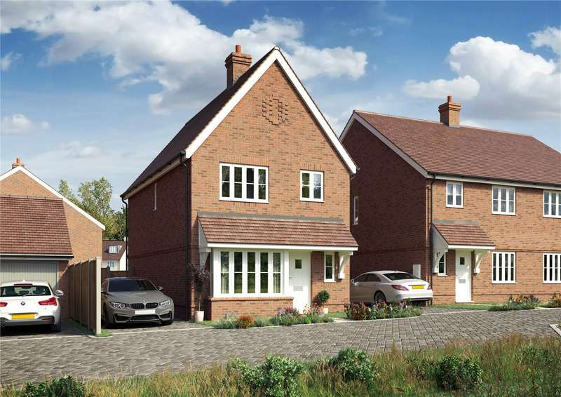 3 Bedrooms Detached House for sale in Ambersey Green, Amberstone Road, Hailsham, East Sussex, BN27
