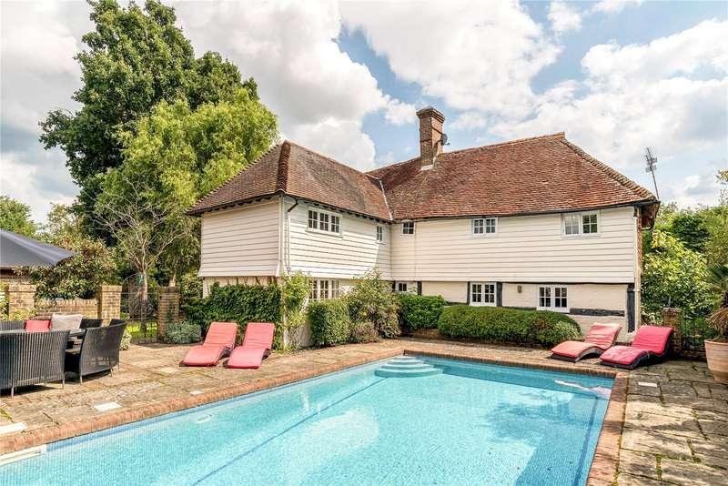 5 Bedrooms Detached House for sale in Marringdean Road, Billingshurst, West Sussex, RH14